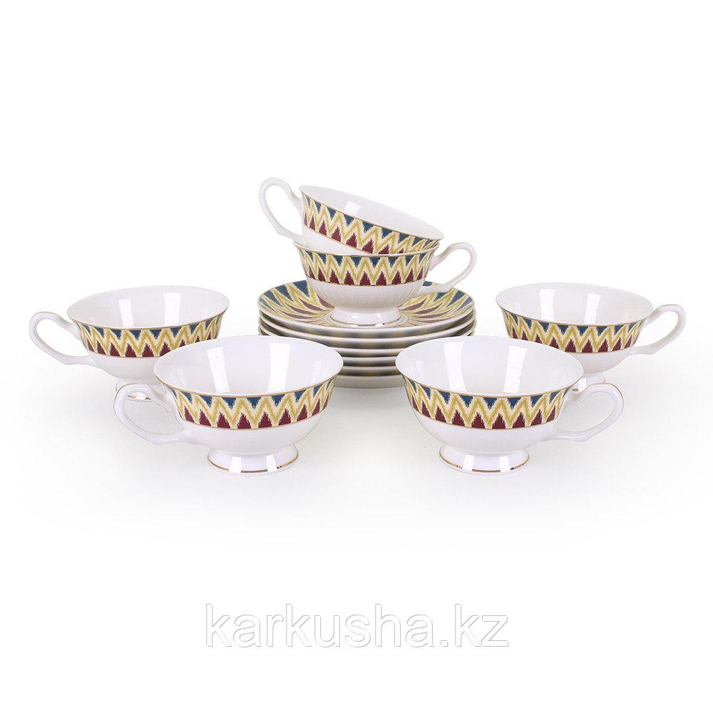 Наргиз набор чайных пар