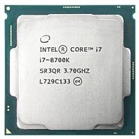 CPU INTEL CORE I7 8700К 3,7GHZ 12MB 6/12 CORE COFFE LAKE 95W FCLGA1151 TRAY