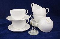 Розалия набор чайных пар