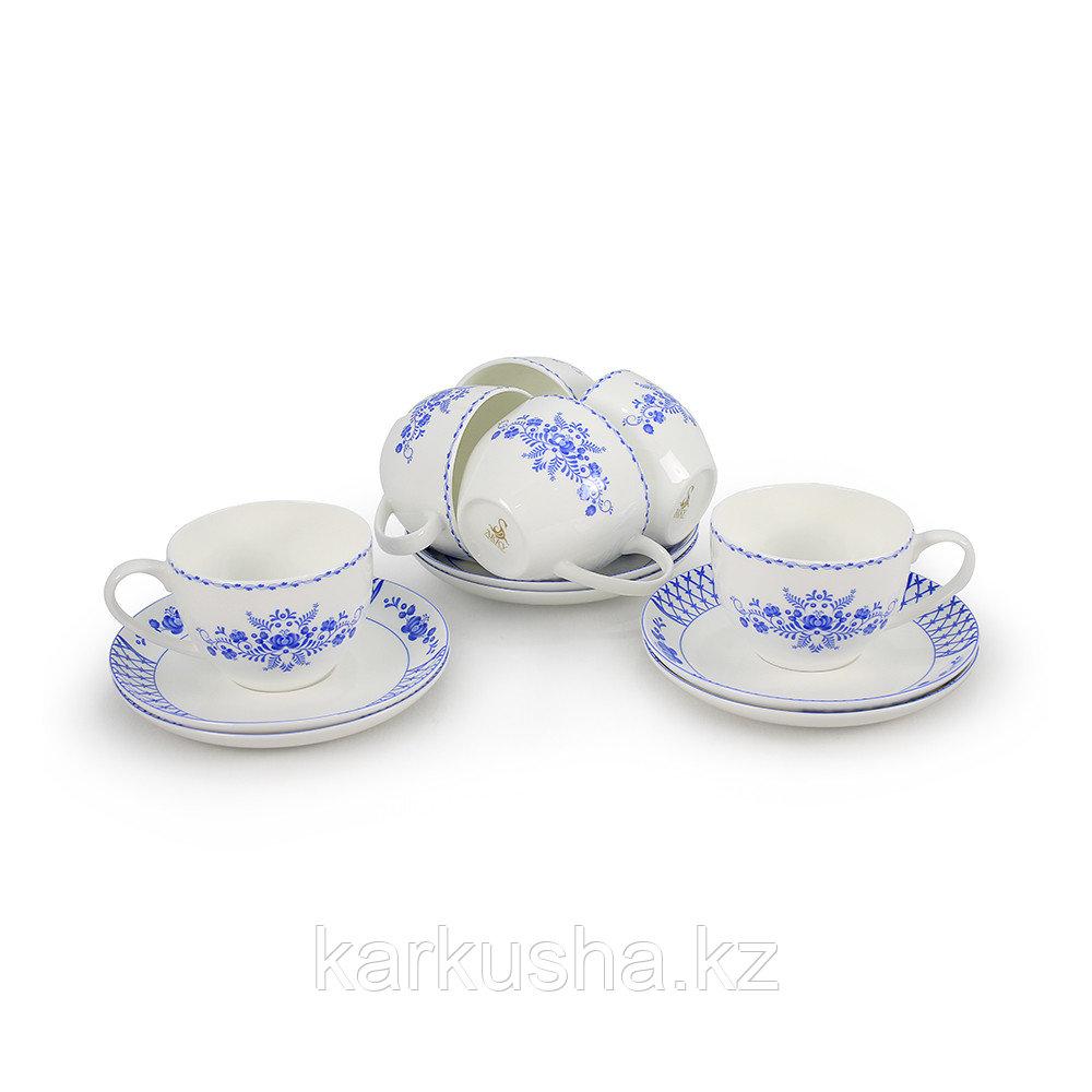 Любава набор чайных пар