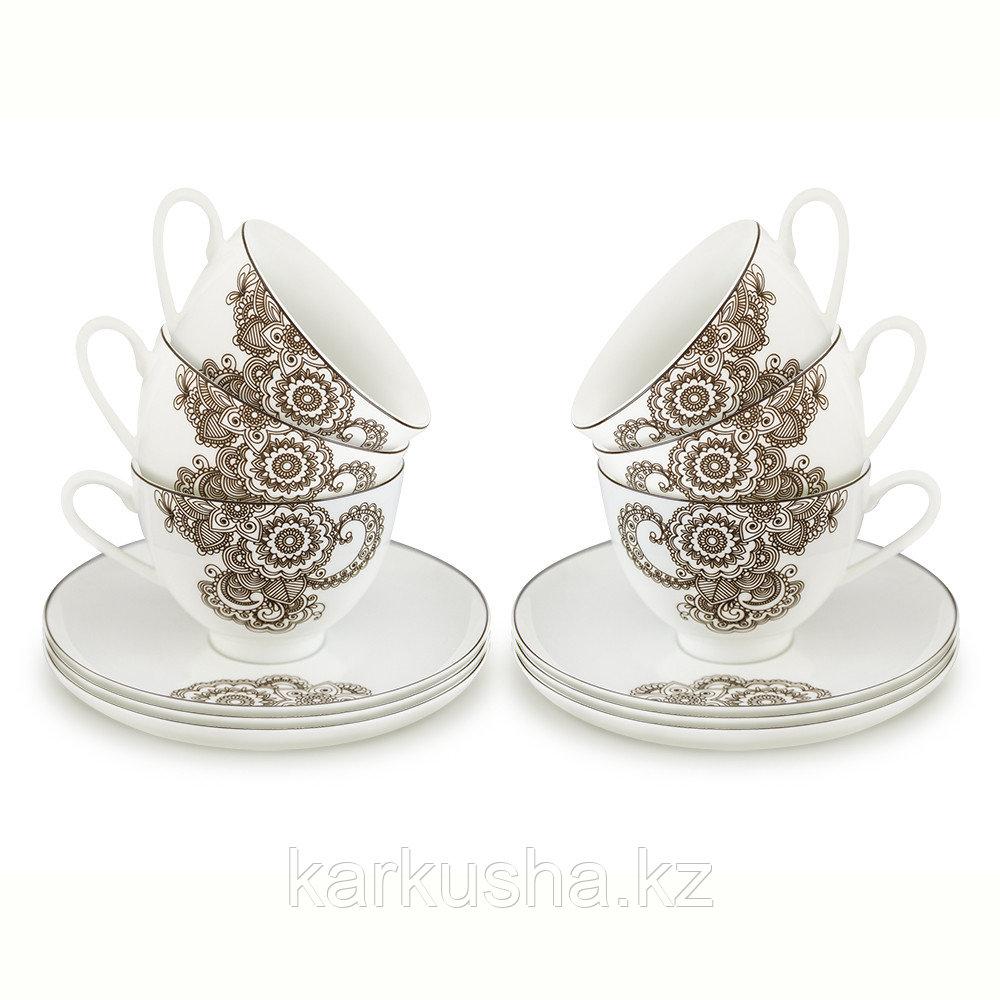 Лейла набор чайных пар