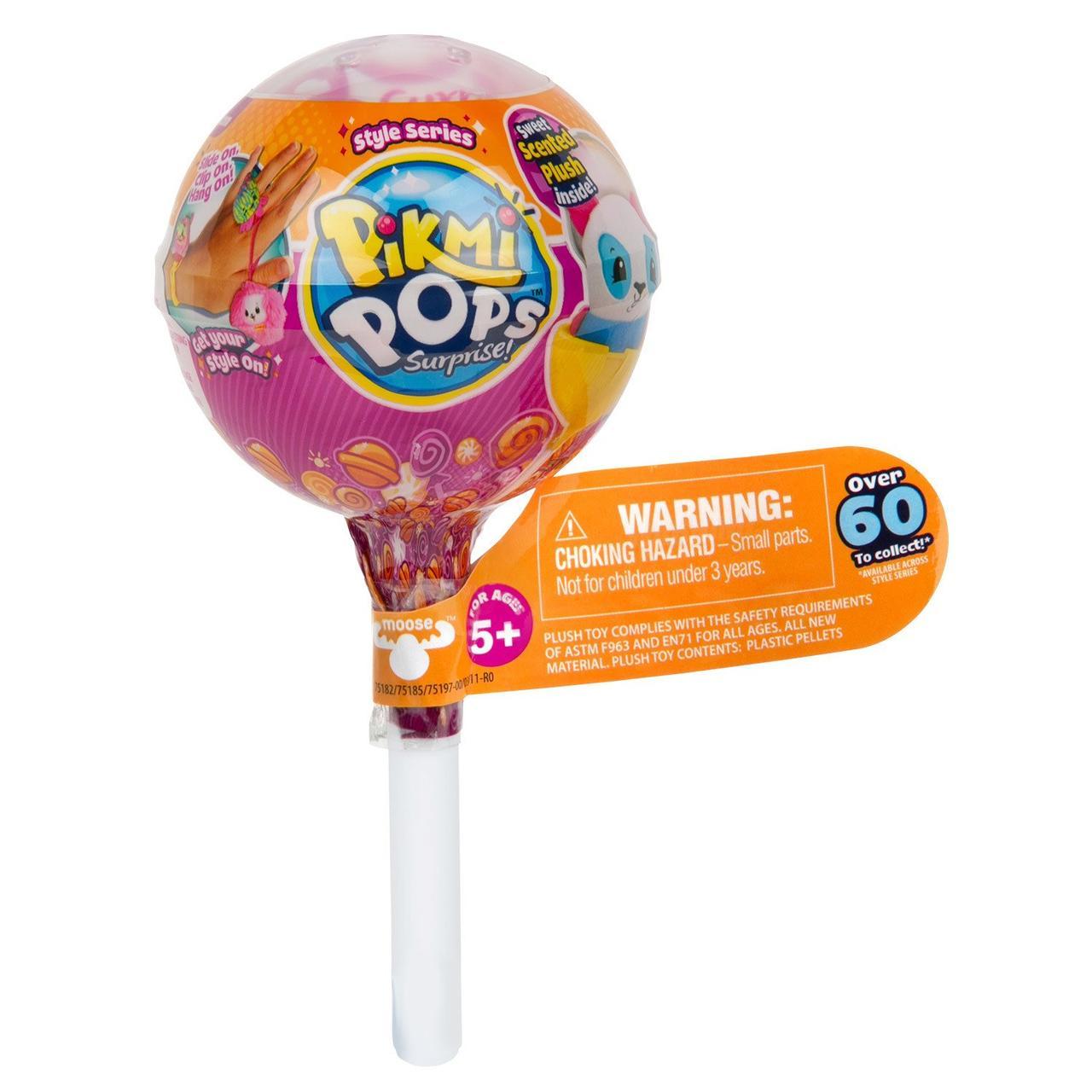 """Pikmi Pops """"Стиль"""" Набор с игрушкой-сюрпризом (маленький)"""