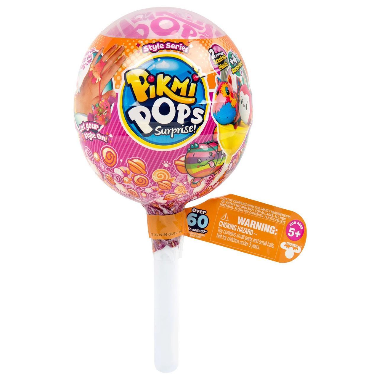 """Pikmi Pops """"Стиль"""" Набор с игрушкой-сюрпризом (большая)"""