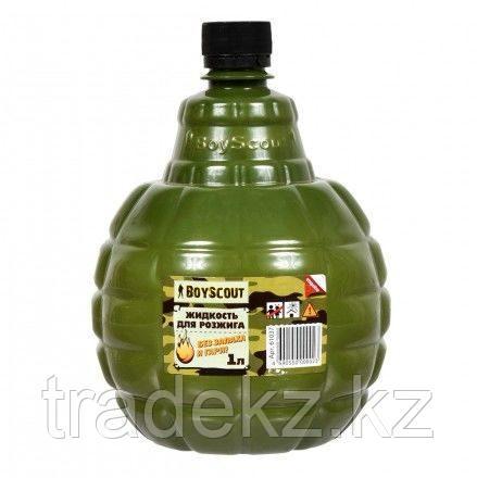 Жидкость для розжига «BoyScout» - Парафиновая – 1 л., фото 2