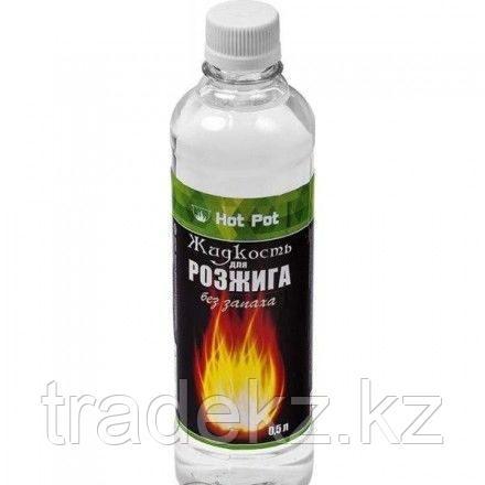 Жидкость для розжига - 0,5 л. (углеводородная), фото 2