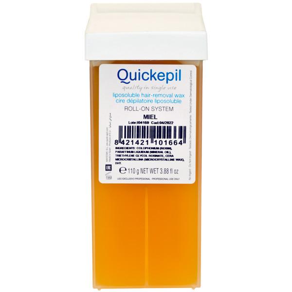 Воск в картридже Quickepil - Мёд 110 гр