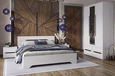 Комплект мебели для спальни Валенсия, Анкор Анкор светлый, Стендмебель(Россия), фото 2