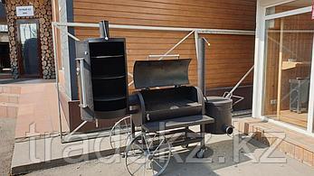 "Гриль - коптильня - смокер Smoker 3 в 1 ""GrillHouse"", фото 2"