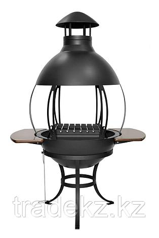 Угольно – дровяной гриль – мангал – барбекю «Grill – 402», фото 2
