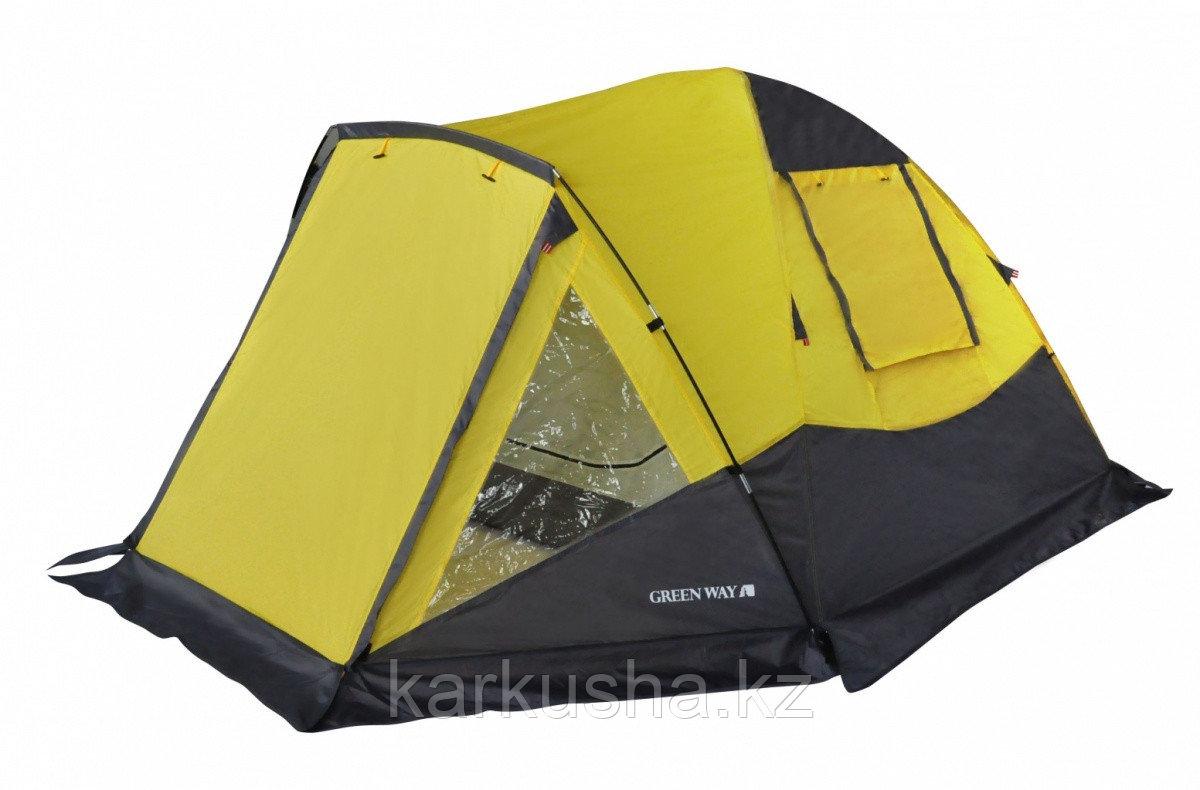Палатка Жетысу трехместная