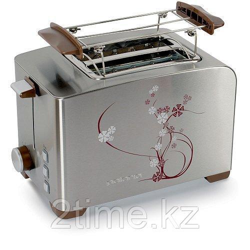 Тостер электрический Polaris PET 0910 коричневый