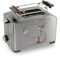 Тостер электрический Polaris PET 0910 коричневый, фото 1