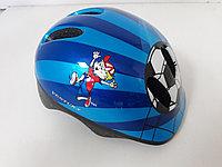 Детский велосипедный шлем Бренд Ventura. Немецкое качество. Размер 52-57 S. Рассрочка. Kaspi RED.