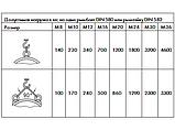 Болт кольцевой DIN580-C15E- M10, фото 3