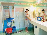 Санитарный красный 1 л. очиститель, фото 3