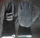 Перчатки для механика SZ9 черные, фото 4