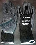 Перчатки для механика SZ9 черные, фото 7