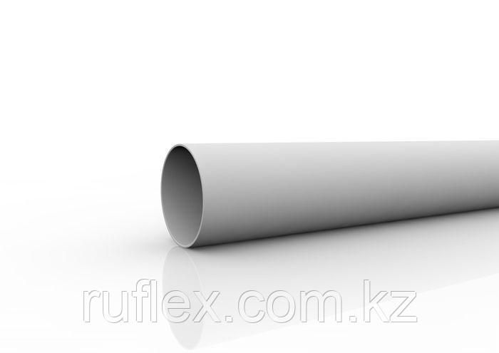 Труба водосточная d=90 мм, 3 м, RUPLAST (белый)       тел./watsapp +7 701 100 08 59