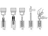 Набор для удаления обломанных шпилек 6-16MM, фото 4