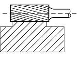 Твердосплавная фреза D6-WL18 mm, фото 4