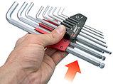 Набор шестигранных удлиненных ключей (9 шт), фото 3