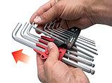 Набор шестигранных удлиненных ключей (9 шт), фото 4