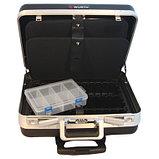 Чемодан для инструментов 430X370X240MM, фото 4