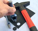 Пробойник отверстий круглый d.8 мм для резины, бумаги, кожи, фото 2