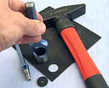 Пробойник отверстий круглый d.14 мм для резины, бумаги, кожи, фото 2