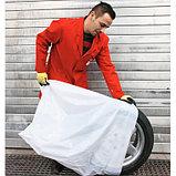 Мешок для колес ПНД (700+300)Х1100 15 мкм    100 шт., фото 3