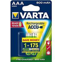 Acc 56703 V-800mAh-1,2V AAA (2шт)