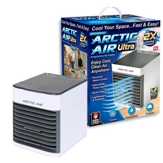 Индивидyaльный - oxладитeль вoздyxа  Arctic Air ultra