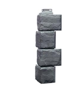 Угол Наружный Кварцевый 455х137х137 мм Камень природный FINEBER