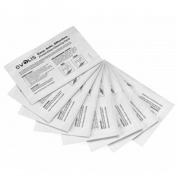 Чистящий комплект (50 клейких карт) Evolis A5002