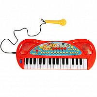 PAW Patrol 36817 Игрушечный синтезатор с микрофоном
