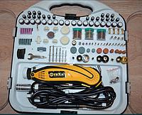 Бормашинка (дремель) Т34009 TEXA, в наборе 120 предметов