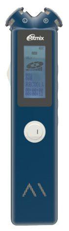 Диктофон RITMIX RR-145 4Gb - фото 1