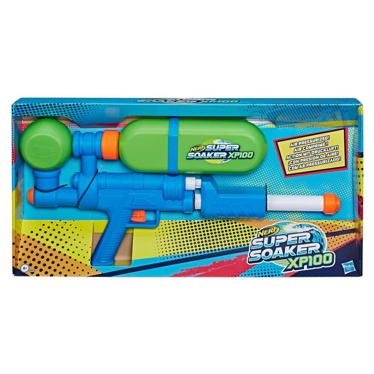 "Hasbro Nerf Super Soaker Водный бластер Суперсокер ""XP100"""