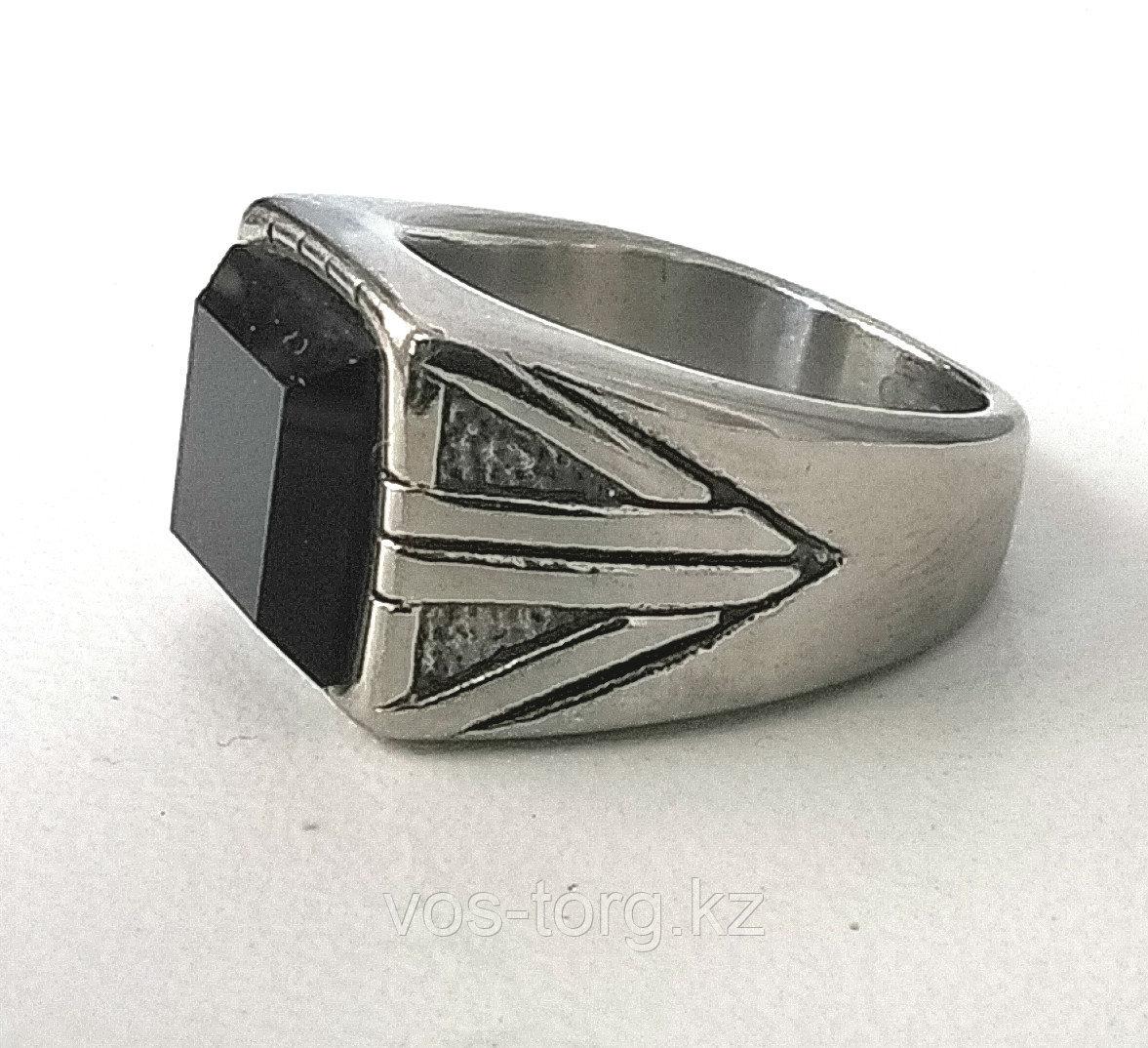 """Перстень-печатка """"Оникс"""""""