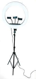 """Кольцевая LED лампа 46см Soft Ring Light RL-18"""" + штатив (2,2 м.), фото 2"""