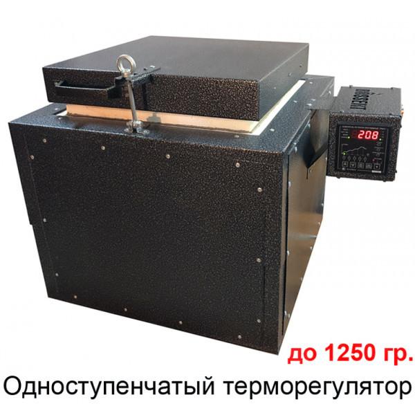 Муфельная печь с вертикальной загрузкой ПМВЗ-2700