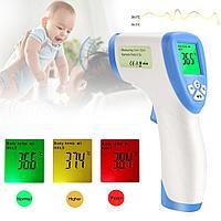 Инфракрасный градусник купить - DT-8809С. Дистанционный термометр для тела.
