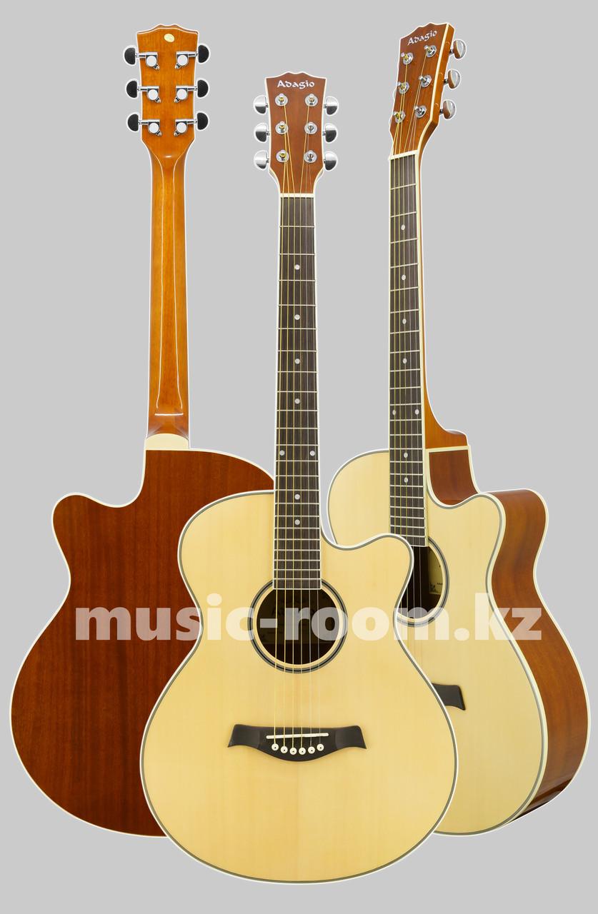 Акустическая гитара Adagio MDF-4032NA