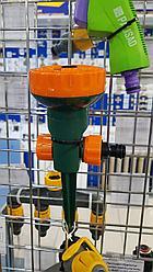 Распылитель пластиковый на пике, 5 режимов