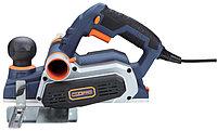 Рубанок электрический MAX-PRO 900 Вт; 16000об/мин; 82мм; рез 0-3мм; паз 0-16мм; 3,2 кг; защ. пятка;