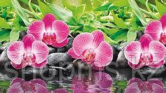 """Фартук КронаПласт """"Орхидеи"""" (434) 3*0,6м"""