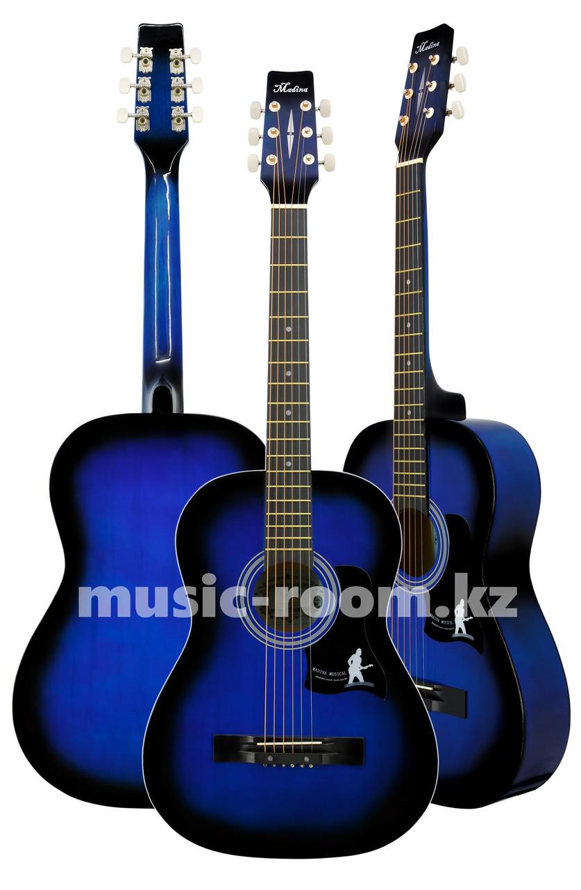 Акустическая гитара Madina 38 BLS