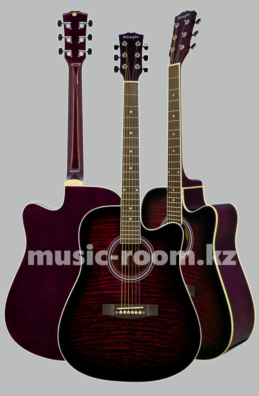 Акустическая гитара Adagio MDF4178 CPB