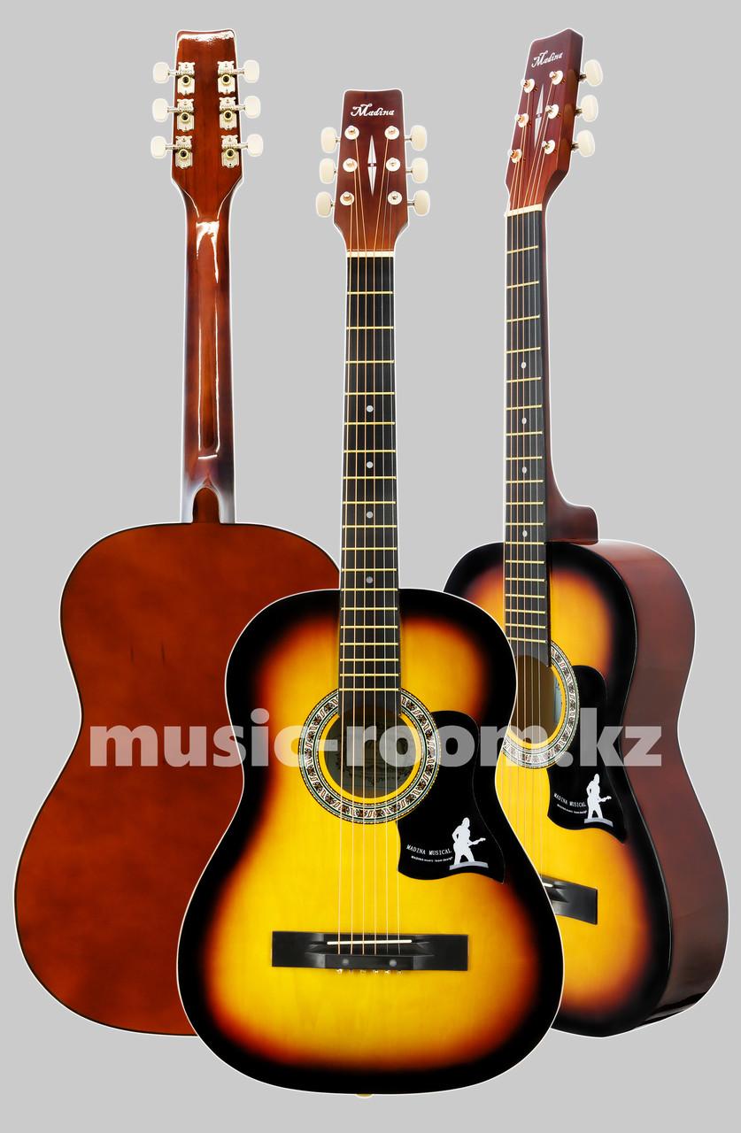 Акустическая гитара Madina 38 BS