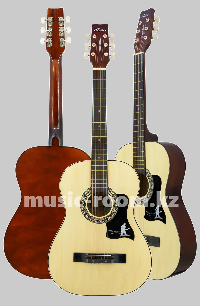 Акустическая гитара Madina 38N